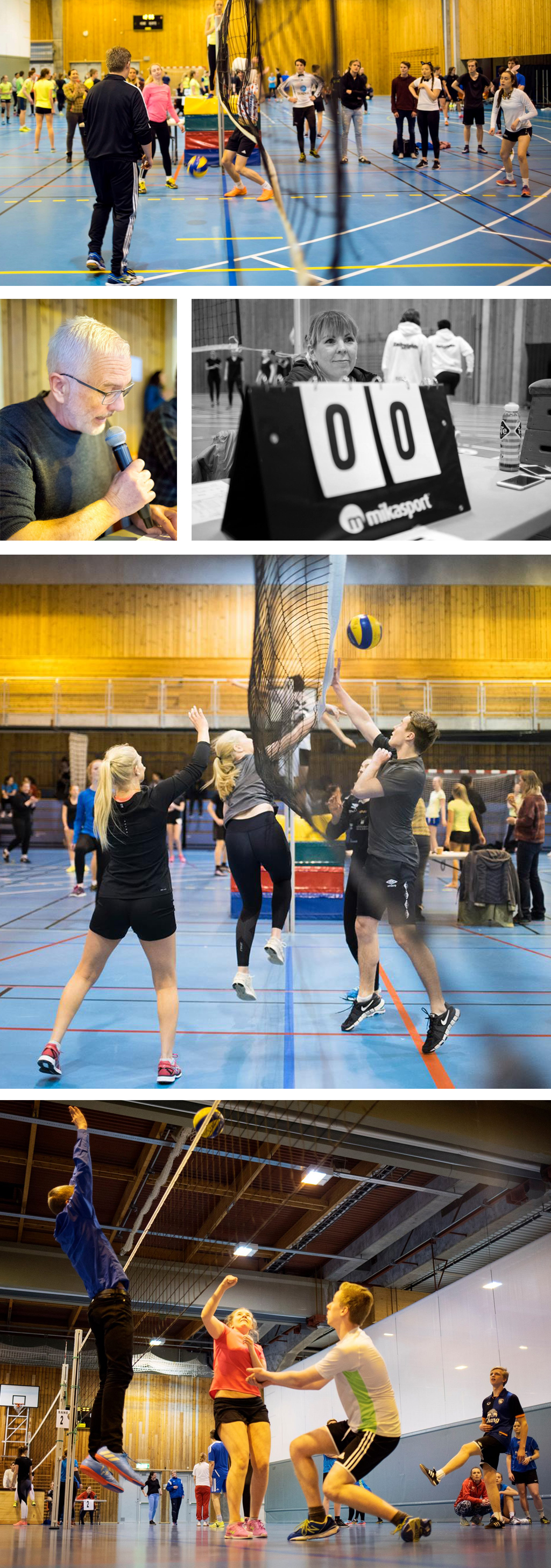 Volleyball, foto - Ole Johnny Devik