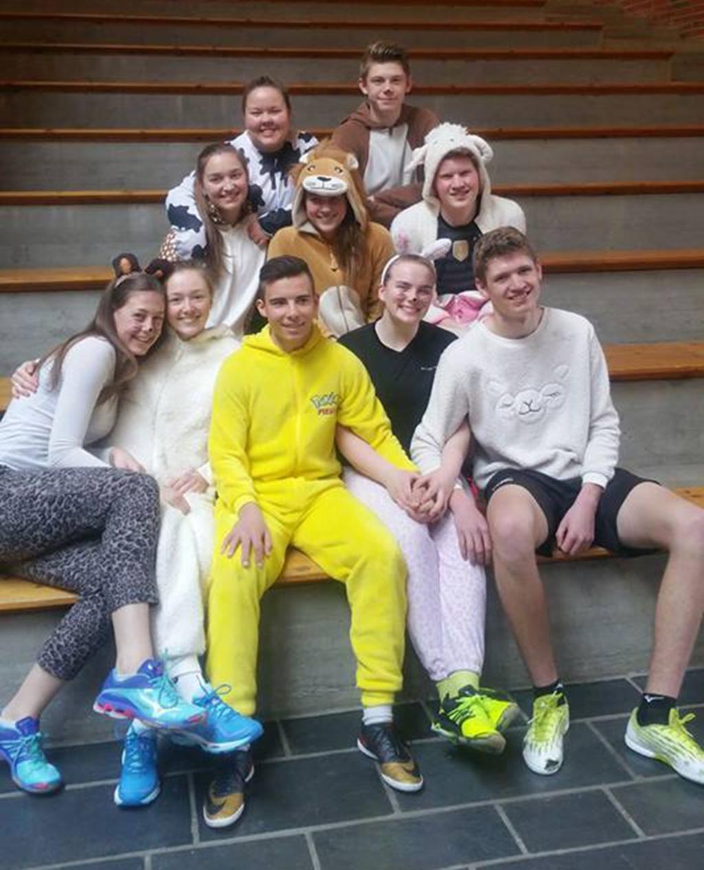 Beste kostyme på aktivitetsdagen, Foto - Ane Birkeland