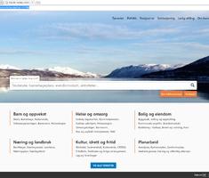 Forside hjemmesiden