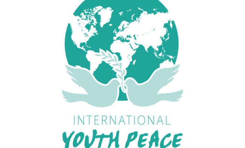 Logo International Youth Peace
