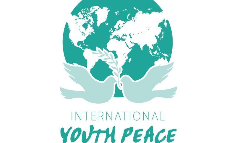Logo jordklode og fredsduer