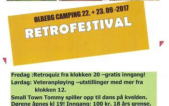 Plakat retrofestival