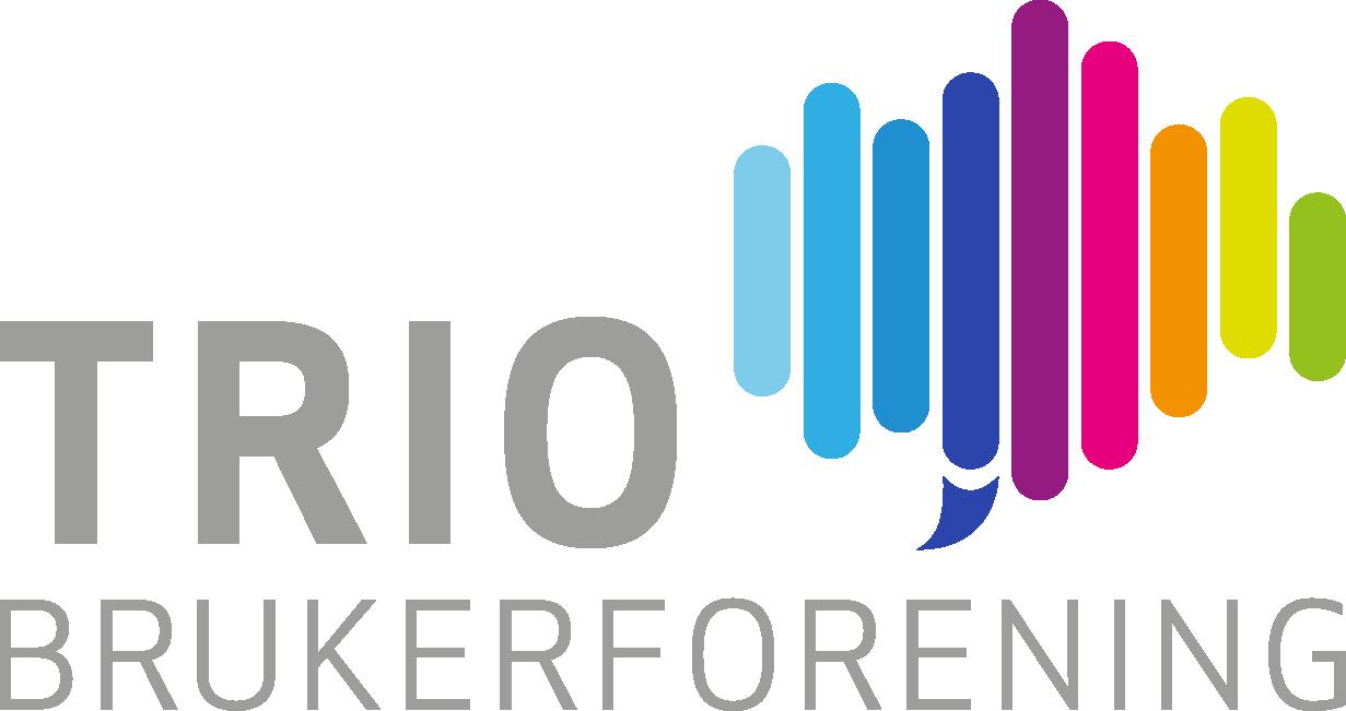 Trio brukerforening logo