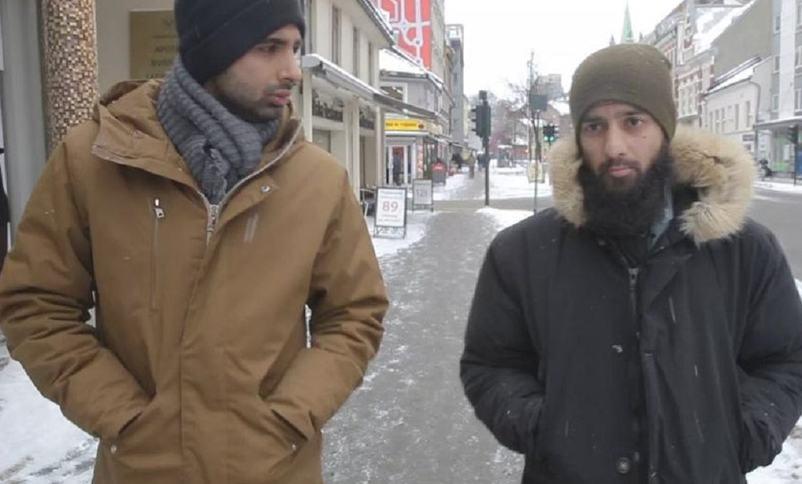 Adel Khan Farooq og Ubaydullah Hussain