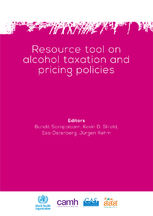 Resource tool on alcohol taxation and pricing policies
