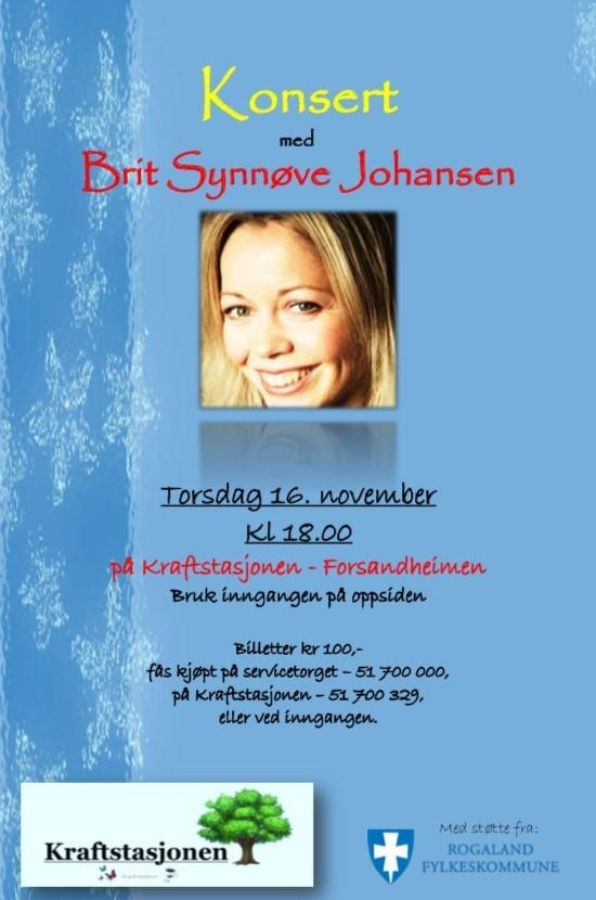 Brit Synnøve Johansen