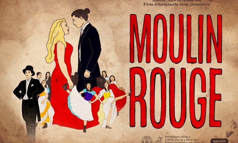 Årets musikal: Moulin Rouge