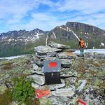 Toppen av Lavangstinden2_Tine Marie V Hagelin