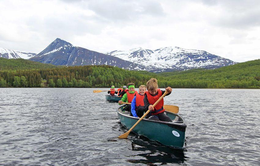 FriluftsskoleBalsfjord2017_kanopadling_TineMarieHagelin