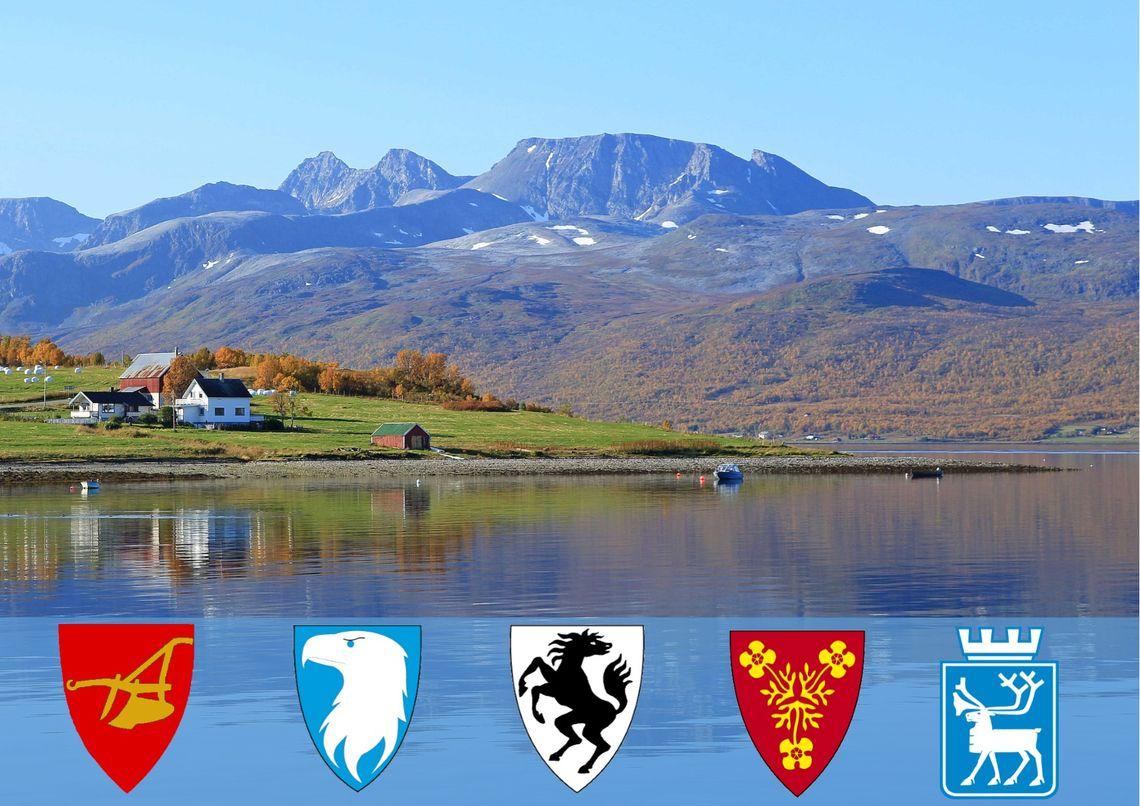 Våre medlemskommuner er Balsfjord, Karlsøy, Lyngen, Storfjord og Tromsø.