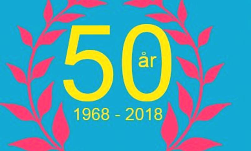 Flora vgs 50 år