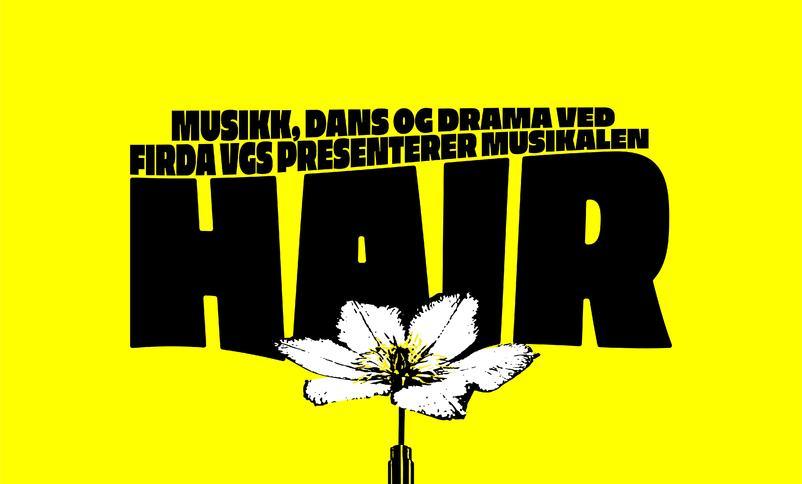 Musikalen Hair
