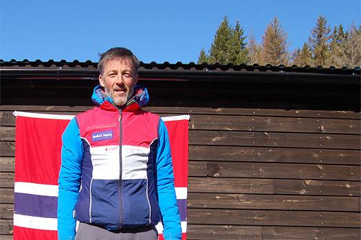 Damien Renard viste solide takter under Vestfold 2-dagers 2019. Foto: Jørgen Frøyd.