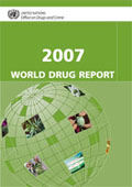 Front page World Drug report 2007