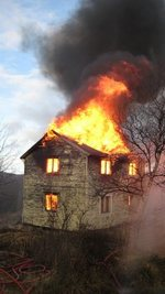 Brannøvelse -bilde 754
