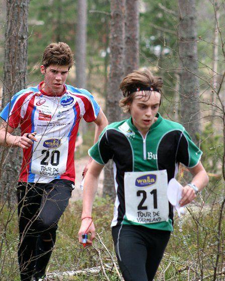 Vegard Ruttenborg. Foto: Geir Nilsen / OPN.no.
