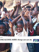 Reducing alcohol harm front page
