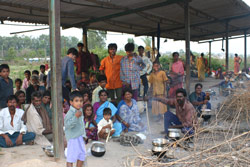 Gatefamilier må ha tilgang til rent drikkevann
