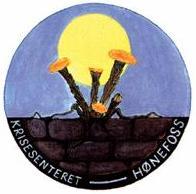 krisesenteret logo