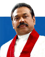 President Rajapakse