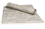 Bordbrikker av avispapir