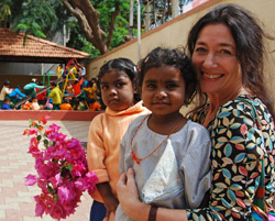 I barnehagen til Indrani
