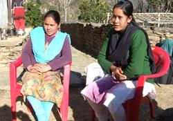 Jayanthi og Anita