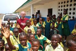 Skolen i Kossoh Town