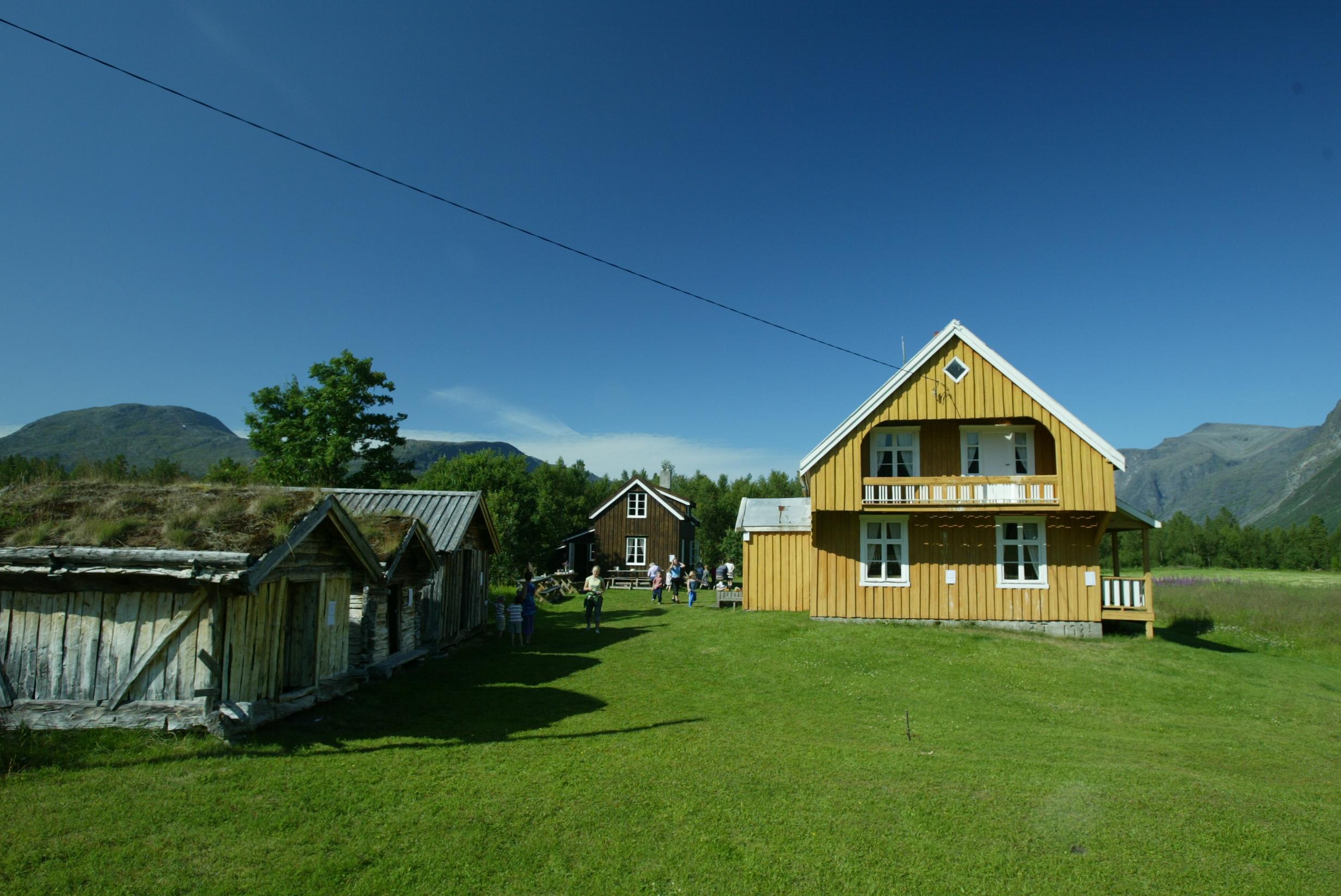 Tørfoss kvengård, foto Nord- Troms museum[1].jpg