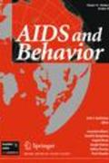 AIDS and Behavior front page