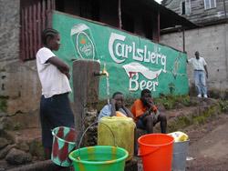Øl eller vann - et helsespørsmål