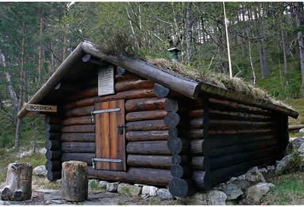 Hytta i Ulvaskog