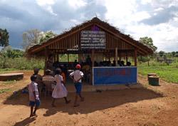 Forsamlingslokale for barn og voksne