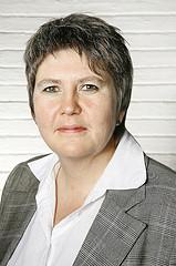 Utdanningsforbundets leder Mimi Bjerkestrand Foto:Tom-Egil Jensen