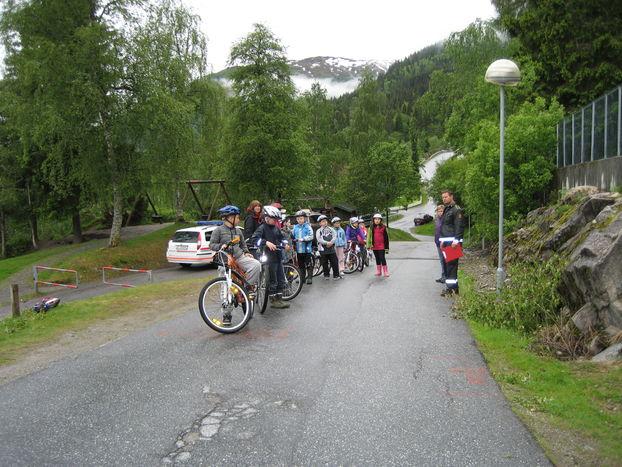 Sykkeltest 2011 3