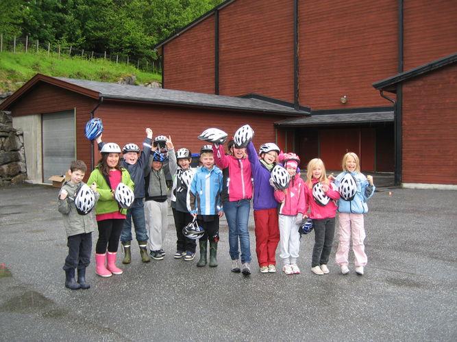 Sykkeltest 2011 4