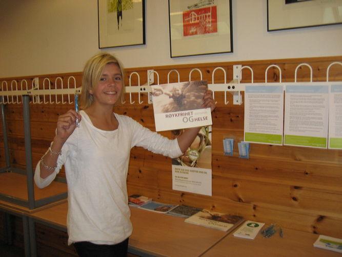 Verdens tobakksfrie dag 2011 2