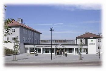 Kommunehuset i Trøgstad