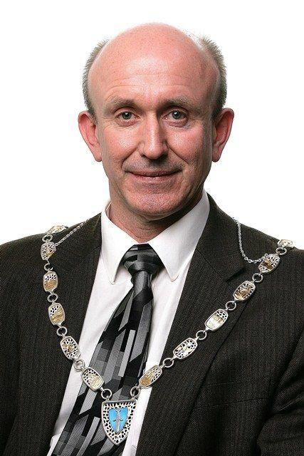 Kommunestyremedlem Harald N. Offerdal