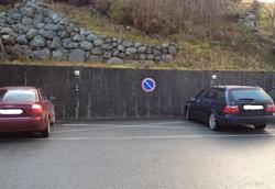 Parkering Forsandheimen