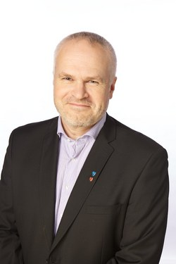 Foto av ordfører Dag Sigurd Brustind