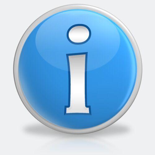 Logo, informasjonsskilt