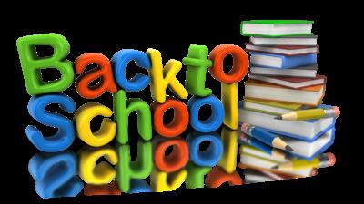 Skilt Back to School