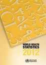 World Health Statistics 2012 forside