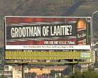 Grootman of laaitie Sør-Afrika 140p