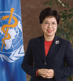 Dr. Chan WHO DG