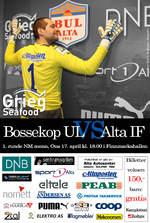 Cupkamp Bossekop - Alta 17apr13