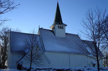 trøgstad kirke