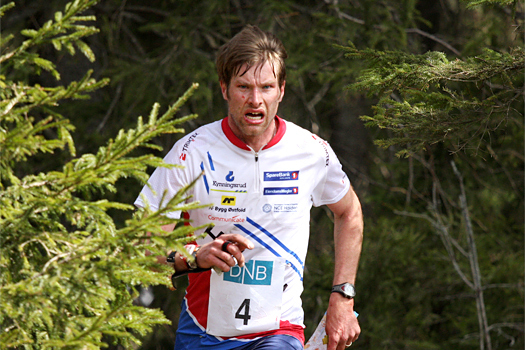 Emil Winstedt. Foto: Geir Nilsen/OPN.no.