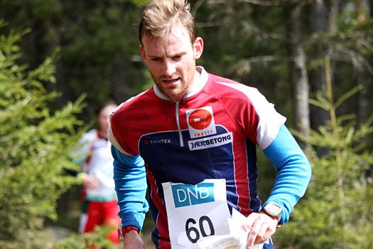 Alf Johan Walgermo Lima i Smaaleneneløpet 2013. Foto: Geir Nilsen/OPN.no.